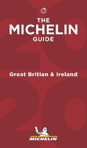 Great Britain & Ireland - The MICHELIN Guide 2019: The Guide Michelin - Michelin Hotel & Restaurant Guides (Paperback)