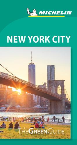 New York City - Michelin Green Guide: The Green Guide - Michelin Tourist Guides (Paperback)