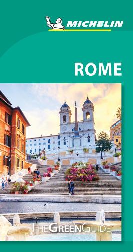 Rome - Michelin Green Guide: The Green Guide - Michelin Tourist Guides (Paperback)