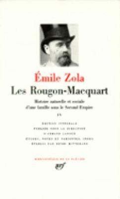 Les Rougon-Macquart 4