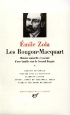 Les Rougon-Macquart 5