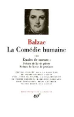 La Comedie humaine vol. 3 (Hardback)