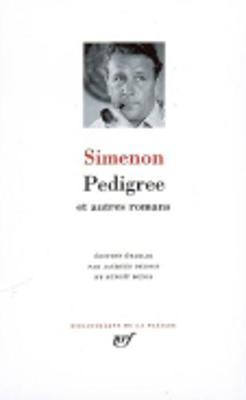 Pedigree et autres romans - leatherbound