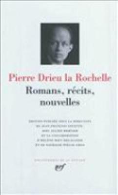 Romans, recits, nouvelles