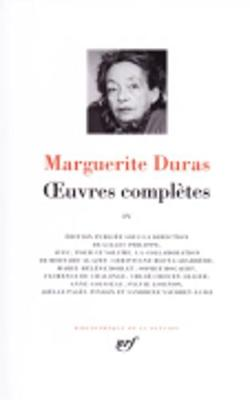 Oeuvres completes, 4 (Hardback)