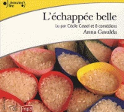 L'echappee belle (1 CD MP3)