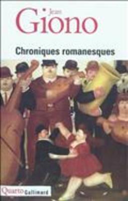 Chroniques Romanesques (Paperback)