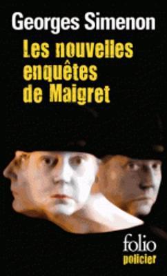 Les nouvelles enquetes de Maigret (Paperback)