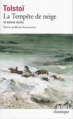 La Tempete De Neige (Paperback)