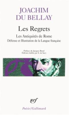 Les Regrets / Les Antiquites De Rome (Paperback)