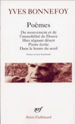 Poemes (Paperback)