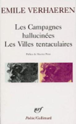 Les Campagnes Hallucinees/Les Villes Tentaculaires (Paperback)