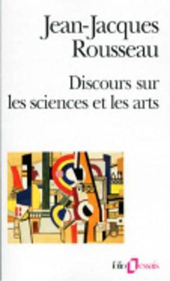 Discours Sur Les Sciences ET Les Arts (Paperback)