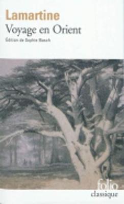 Voyage en Orient (Paperback)