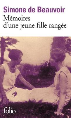 Memoires d'une jeune fille rangee (Paperback)