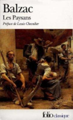 Les Paysans - Folio (Paperback)
