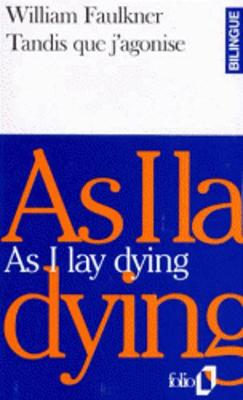 Tandis Que j'Agonise/as I Lay Dying (Paperback)