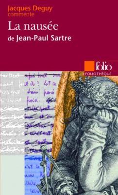 Foliotheque: Sartre: La nausee (Paperback)