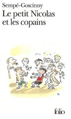Le petit Nicolas et les copains (Paperback)