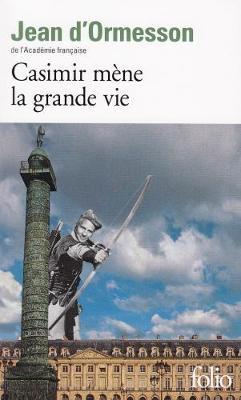 Casimir mene la grande vie (Paperback)