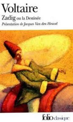 Le Livre De Poche - Classiques: Zadig Ou La Destinee (Paperback)