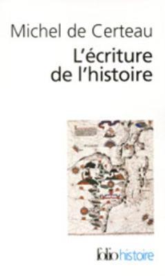 L'ecriture de l'histoire