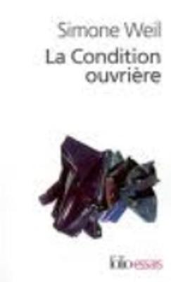 La Condition Ouvriere (Paperback)