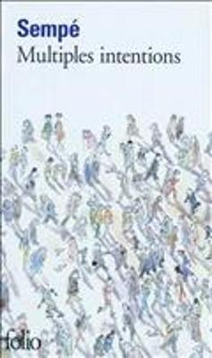 Multiples Intentions (Paperback)