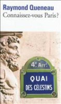 Connaissez-Vous Paris ? (Paperback)