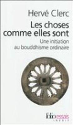Les Choses Comme Elles Sont: Initiation Au Boudhisme Ordinaire (Paperback)