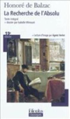 La Recherche De L'Absolu (Paperback)