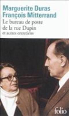Le Bureau De Poste De LA Rue Dupin ET Autres Entretiens (Paperback)