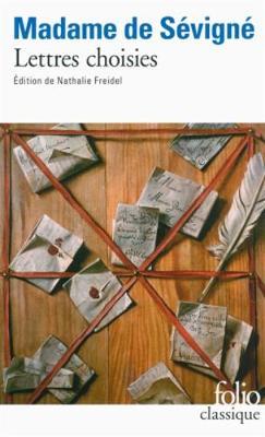 Lettres choisies (Paperback)