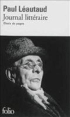 Journal litteraire: choix de pages (Paperback)
