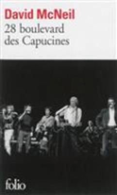 28 boulevard des Capucines (Paperback)