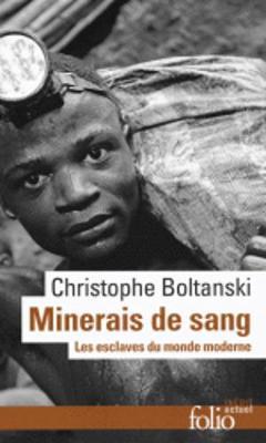 Minerais de sang (Paperback)