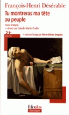 Tu Montreras Ma Tete Au Peuple (Paperback)