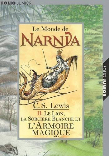 Les Chroniques De Narnia: L'Armoire Magique Tome 2 (Paperback)