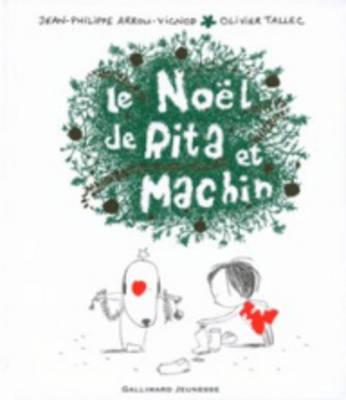 Le Noel De Rita ET Machin (Hardback)