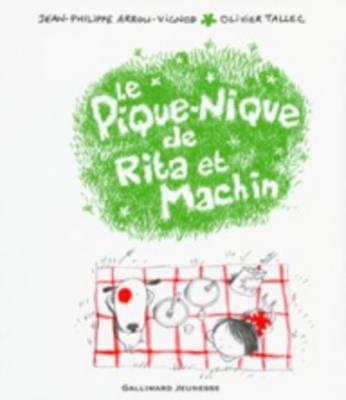 Le Pique-Nique De Rita ET Machin (Hardback)
