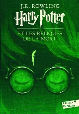Harry Potter et les reliques de la mort (Paperback)