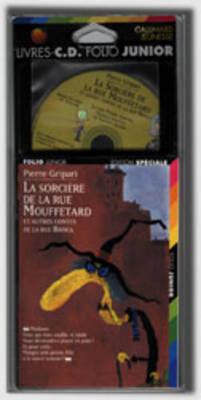 Livres-CD: La Sorciere De La Rue Mouffetard (Paperback)