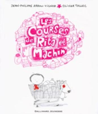 Les courses de Rita et Machin (Hardback)