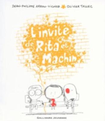 L'Invite De Rita ET Machin (Hardback)