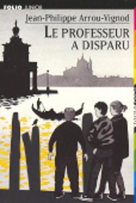 Le professeur a disparu (Paperback)