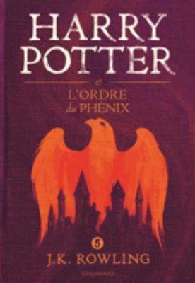 Harry Potter et l'ordre du Phenix (Paperback)