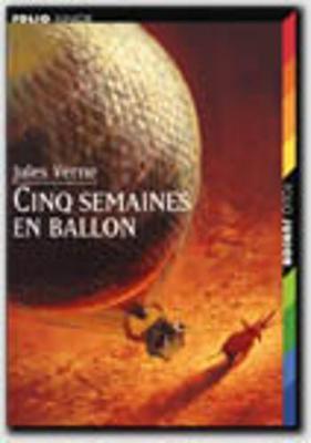 Cinq Semaines En Ballon (Paperback)