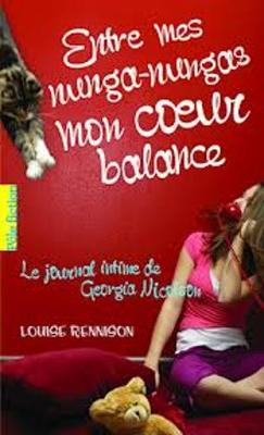 Le Journal Intime De Georgia Nicolson, Vol 3, Entres Mes Nunga-Nungas (Paperback)