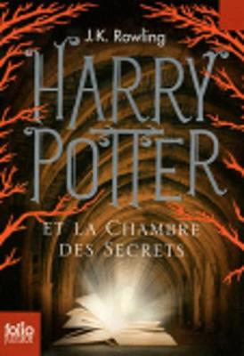 Harry Potter et la chambre des secrets Folio Junior Ed (Paperback)