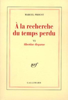 Albertine Disparue (Paperback)